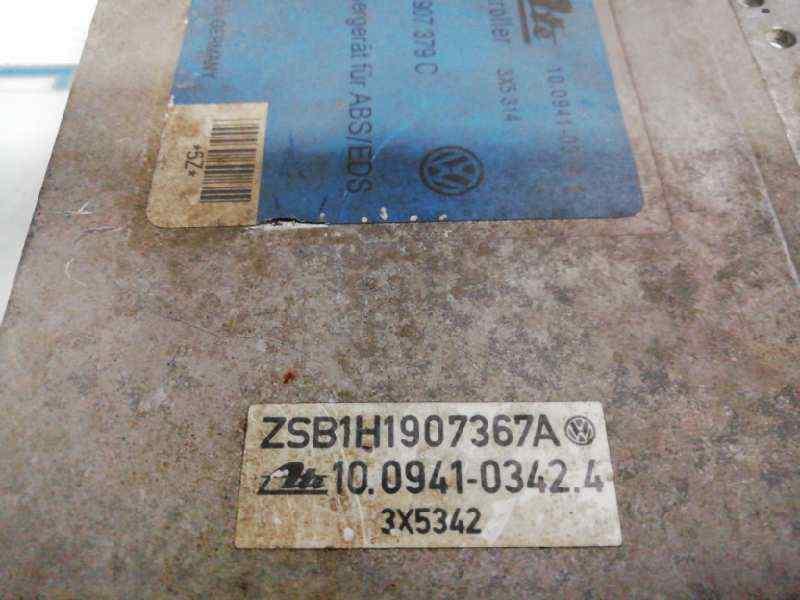 CENTRALITA ABS VOLKSWAGEN GOLF III BERLINA (1H1) GTI 16V  2.0 16V (150 CV) |   08.92 - 12.98_img_2