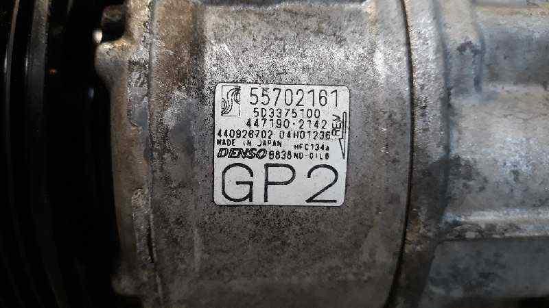 COMPRESOR AIRE ACONDICIONADO FIAT GRANDE PUNTO (199) 1.3 16V Multijet Dynamic (55kW)   (75 CV) |   09.05 - 12.07_img_4