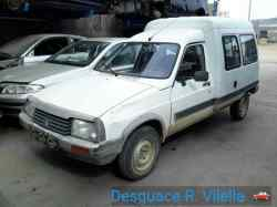 citroen c15 d  1.8 diesel (161) (60 cv)  VF7VDWT0002