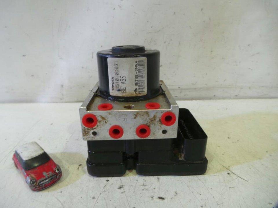ABS TOYOTA YARIS (KSP9/SCP9/NLP9) Básico  1.4 Turbodiesel CAT (90 CV)     08.05 - 12.08_img_0