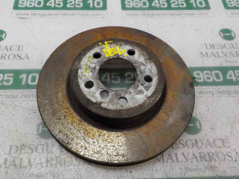 DISCO FRENO DELANTERO  BMW SERIE X3 (E83) 2.0d   (150 CV) |   09.04 - 12.07_img_0
