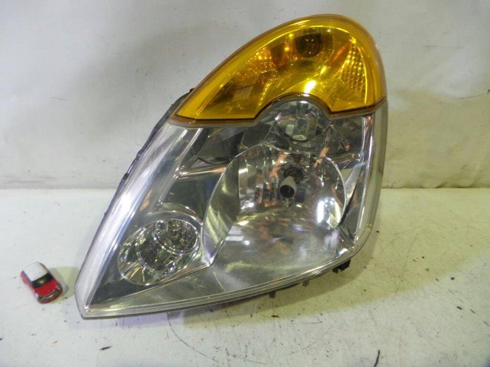 FARO IZQUIERDO RENAULT MODUS Confort Dynamique  1.5 dCi Diesel (82 CV)     08.04 - 12.06_img_0