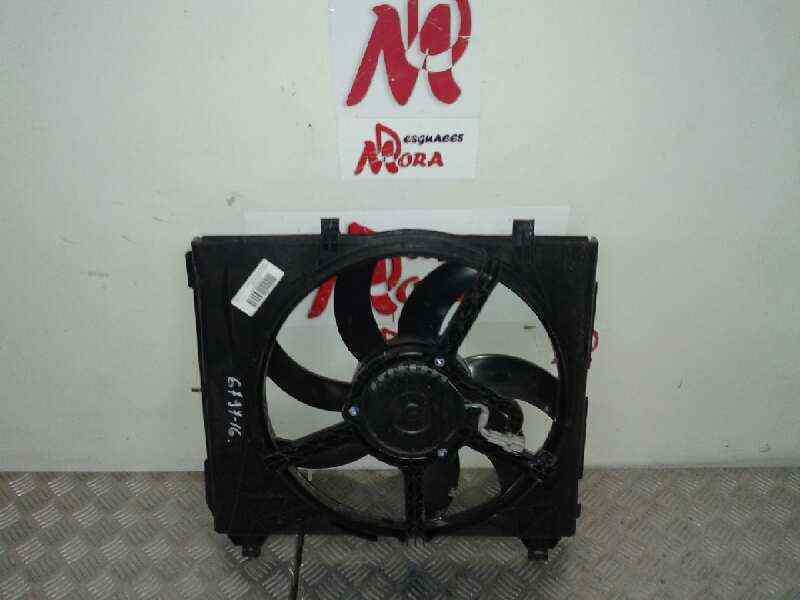 ELECTROVENTILADOR NISSAN MICRA (K13) Acenta  1.2 CAT (80 CV)     07.10 - 12.15_img_0