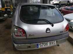 ford fiesta berlina (dx) trend  1.8 tddi turbodiesel cat (75 cv) 2000-2002 RTN WF0AXXGAJA2