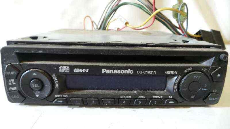 SISTEMA AUDIO / RADIO CD RENAULT CLIO II FASE II (B/CB0) Authentique  1.2  (75 CV) |   06.01 - 12.08_img_0