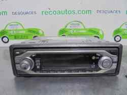 sistema audio / radio cd peugeot 307 (s1) xr 2.0 hdi cat (90 cv) 2001-2004