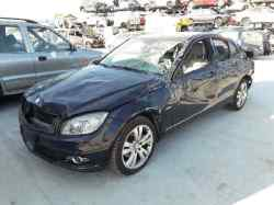 MERCEDES CLASE C (W204) BERLINA 2.2 CDI CAT