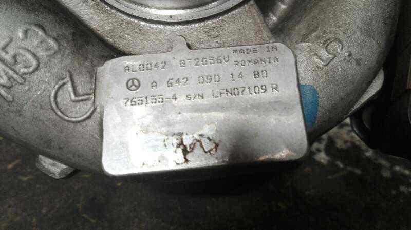 TURBOCOMPRESOR MERCEDES CLASE M (W164) 280 / 300 CDI (164.120)  3.0 CDI CAT (190 CV) |   03.05 - 12.09_img_2