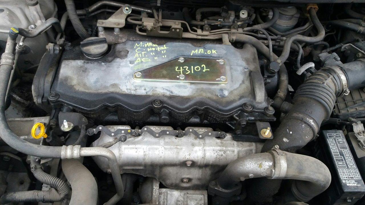 ELEVALUNAS DELANTERO IZQUIERDO NISSAN ALMERA TINO (V10M) Básico  2.2 16V Turbodiesel CAT (114 CV) |   0.00 - ..._img_3