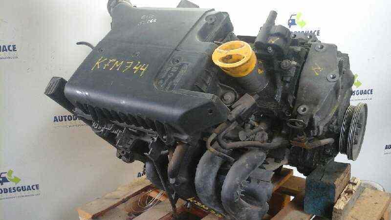 MOTOR COMPLETO RENAULT CLIO II FASE I (B/CBO) 1.6   (90 CV) |   0.98 - ..._img_2