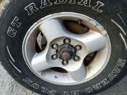 "llanta nissan pick-up (d22) king cab profi 4x4  2.5 16v turbodiesel cat (133 cv) 2001- PACK 16"" NISSAN"