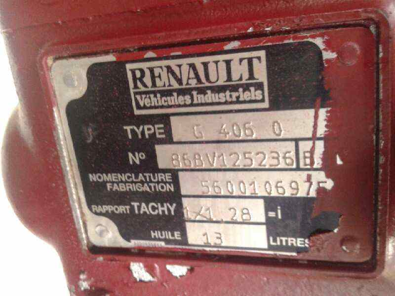 CAJA CAMBIOS RENAULT M.MIDLINER 230   |   ... _img_4
