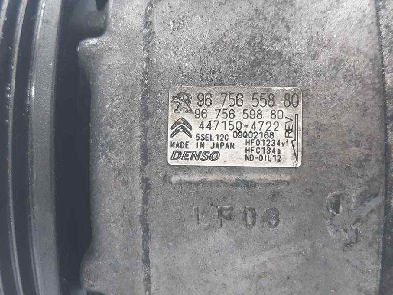 COMPRESOR AIRE ACONDICIONADO PEUGEOT 308 Style  1.6 Blue-HDI FAP (120 CV) |   0.13 - ..._img_4