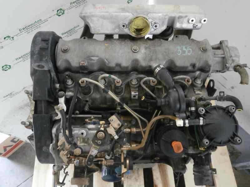 Recambio De Motor Completo De Citroen C15 D 1 8 Diesel  161   60 Cv  En Segovia