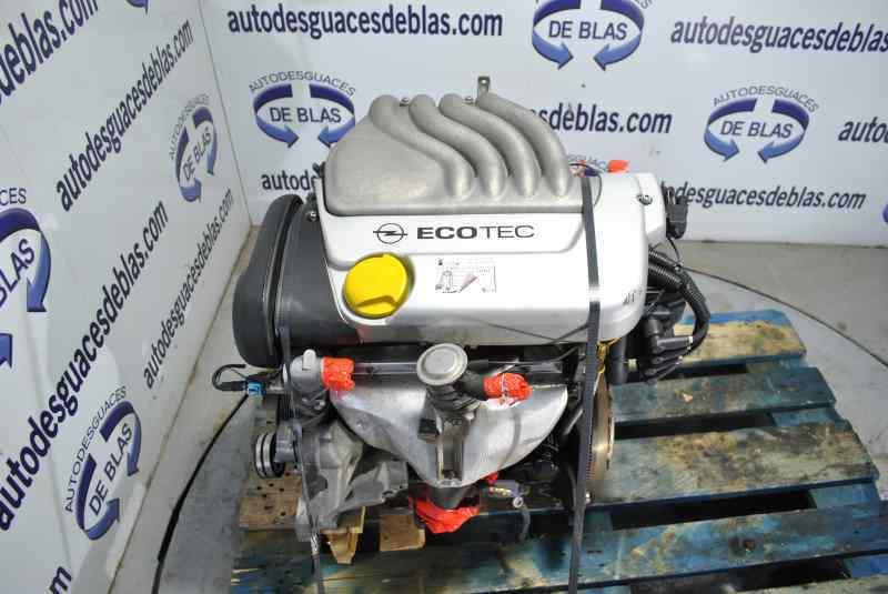 MOTOR COMPLETO OPEL ASTRA G CARAVAN Edition  1.6 16V (101 CV) |   09.02 - 12.04_img_2