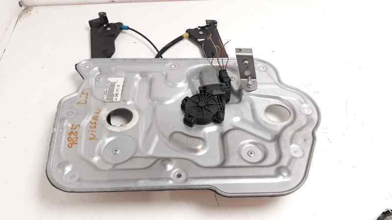 ELEVALUNAS DELANTERO IZQUIERDO NISSAN QASHQAI (J10) Acenta  1.5 dCi Turbodiesel CAT (106 CV) |   01.07 - 12.15_img_0