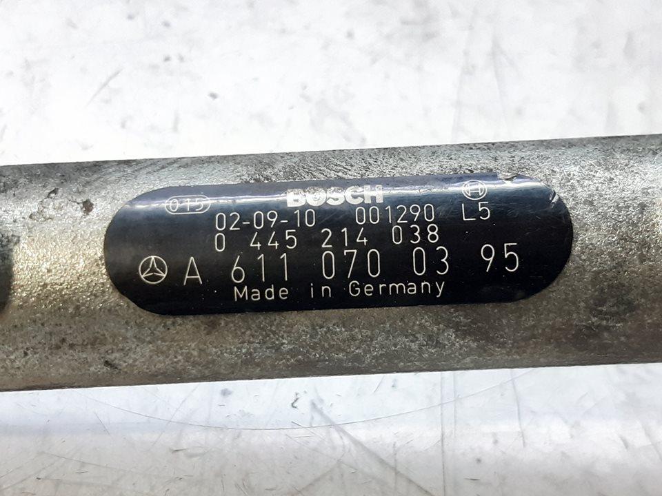RAMPA INYECTORA MERCEDES CLASE E (W211) BERLINA E 220 CDI (211.006)  2.2 CDI CAT (150 CV)     01.02 - 12.06_img_5
