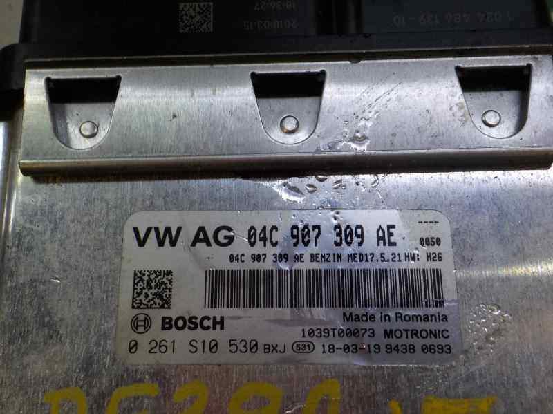 CENTRALITA MOTOR UCE AUDI A1 SPORTBACK (8XF) Design  1.0 TFSI (95 CV)     ..._img_4