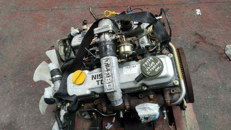 MOTOR COMPLETO NISSAN TERRANO/TERRANO II (R20) Comfort  2.7 Turbodiesel (101 CV) |   12.99 - 12.02_img_0