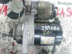 motor arranque skoda fabia (6y2/6y3) elegance  2.0  (116 cv) 2000-2004 0986021010
