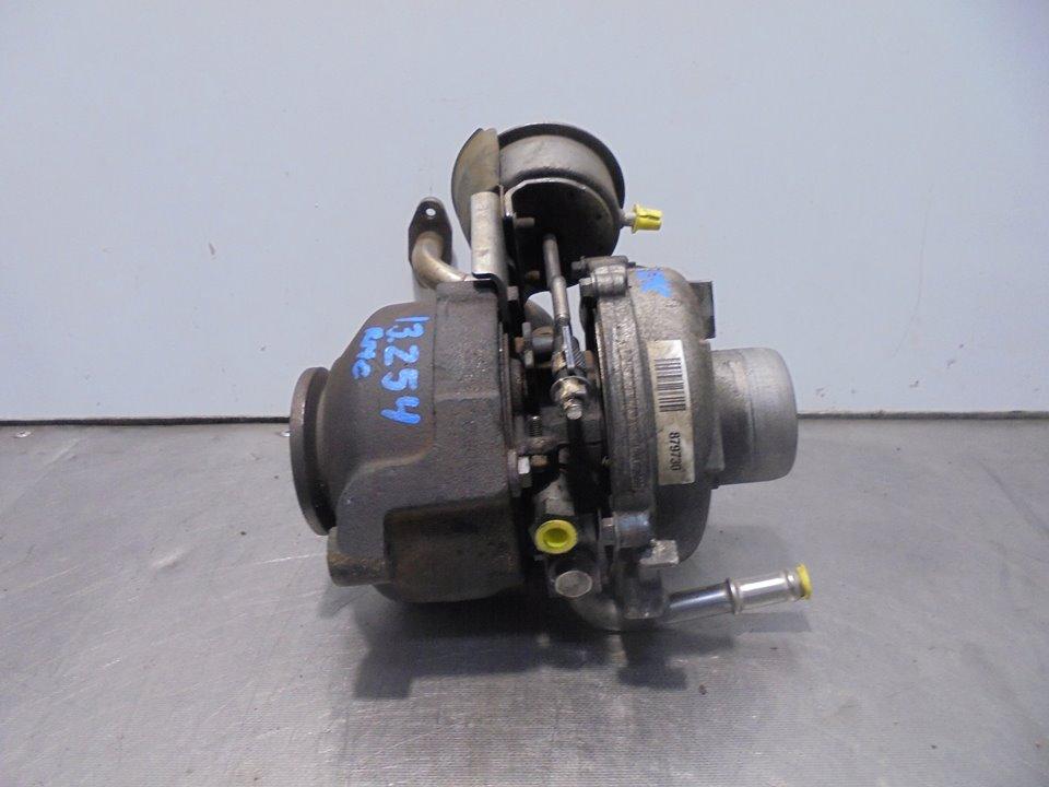 TURBOCOMPRESOR RENAULT MEGANE II BERLINA 5P Dynamique  1.9 dCi Diesel FAP CAT (110 CV)     11.05 - ..._img_0