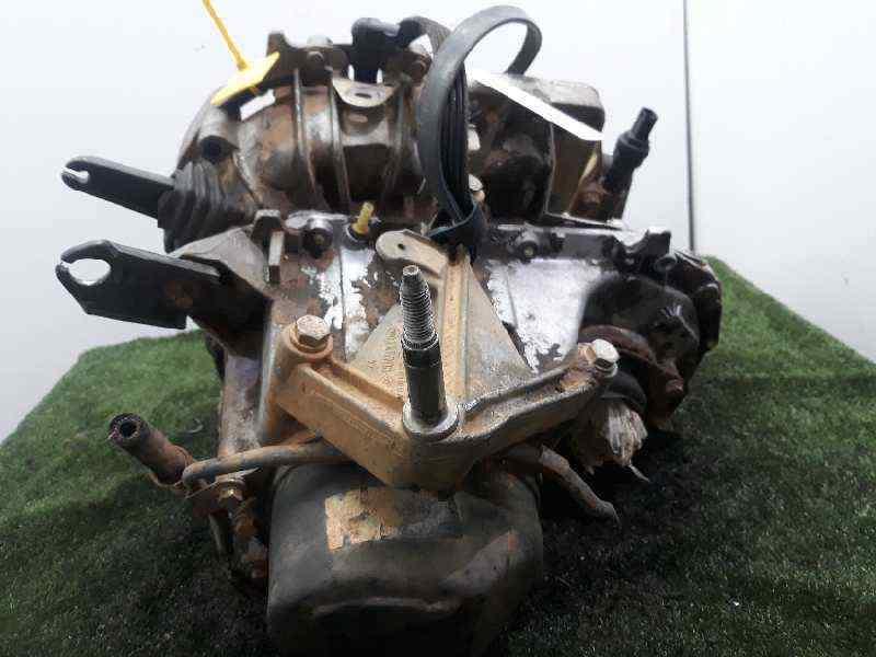CAJA CAMBIOS RENAULT KANGOO (F/KC0) Authentique Oasis  1.5 dCi Diesel (65 CV) |   12.01 - 12.03_img_2