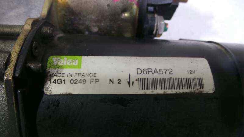 MOTOR ARRANQUE CITROEN XSARA BERLINA 1.6 16V Chrono   (109 CV) |   01.01 - ..._img_1