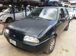 ford fiesta berlina valore  1.3 cat (60 cv) 1996-1997 G/J4C WF0AXXGAJAV