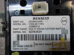 MANDO MULTIFUNCION RENAULT SCENIC III Grand Dynamique  2.0 16V (140 CV) |   0.09 - ..._mini_4