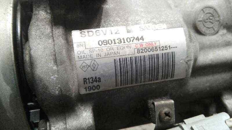 COMPRESOR AIRE ACONDICIONADO RENAULT CLIO III Confort Dynamique  1.5 dCi Diesel (106 CV) |   09.05 - 12.06_img_1