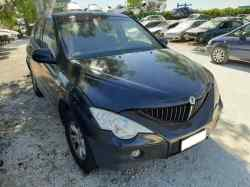 SSANGYONG ACTYON 2.0 TD CAT