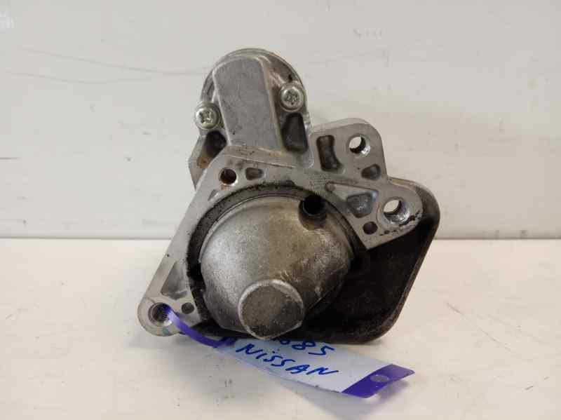 MOTOR ARRANQUE NISSAN QASHQAI (J10) Acenta  1.5 dCi Turbodiesel CAT (106 CV) |   01.07 - 12.15_img_1