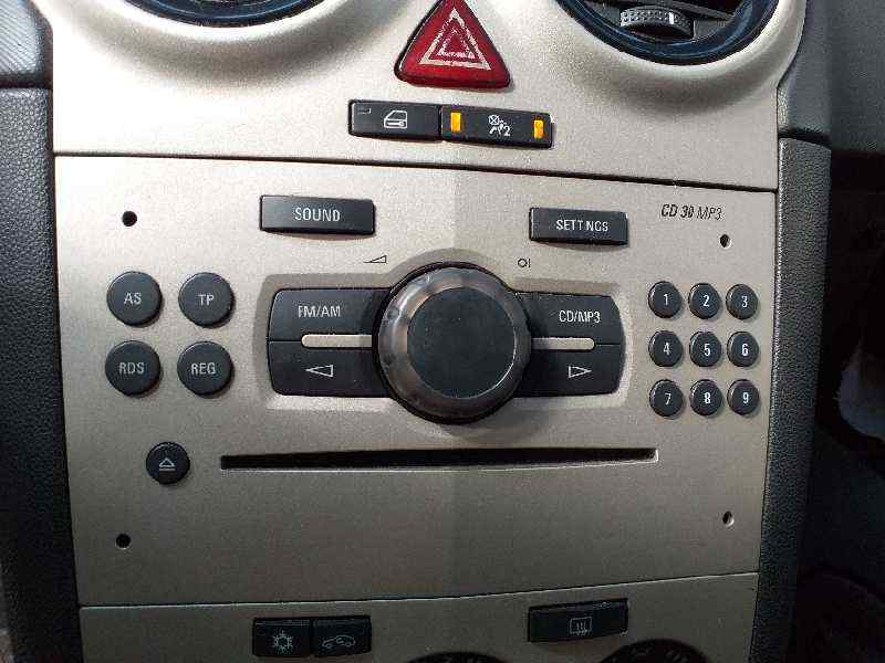 SISTEMA AUDIO / RADIO CD OPEL CORSA D Enjoy  1.3 16V CDTI CAT (Z 13 DTH / L4I) (90 CV) |   07.06 - 12.08_img_0