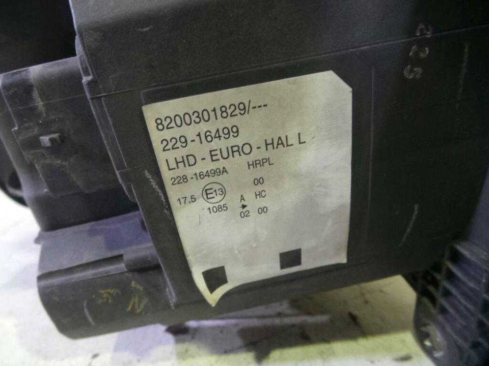 FARO IZQUIERDO RENAULT MODUS Confort Dynamique  1.5 dCi Diesel (82 CV)     08.04 - 12.06_img_3