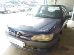 peugeot 306 berlina 3/4/5 puertas (s2) boulebard  1.9 diesel (68 cv) 1997- DJY VF37BDJYE32