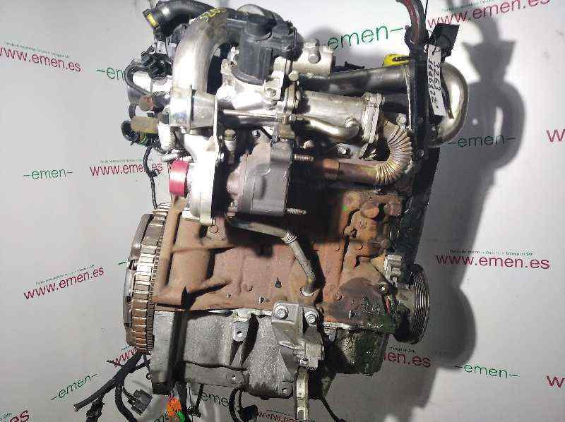 MOTOR COMPLETO RENAULT CLIO III Authentique  1.5 dCi Diesel CAT (86 CV) |   01.07 - 12.10_img_3