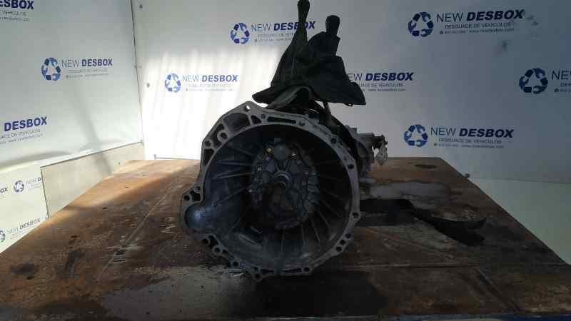 CAJA CAMBIOS NISSAN PICK-UP (D22) TD Doble Cabina Navara  2.5 16V Turbodiesel CAT (133 CV) |   11.01 - ..._img_0