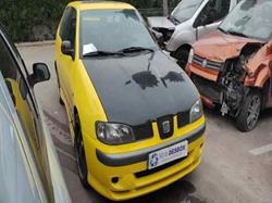 SEAT CORDOBA BERLINA (6K2) 1.8 20V Turbo
