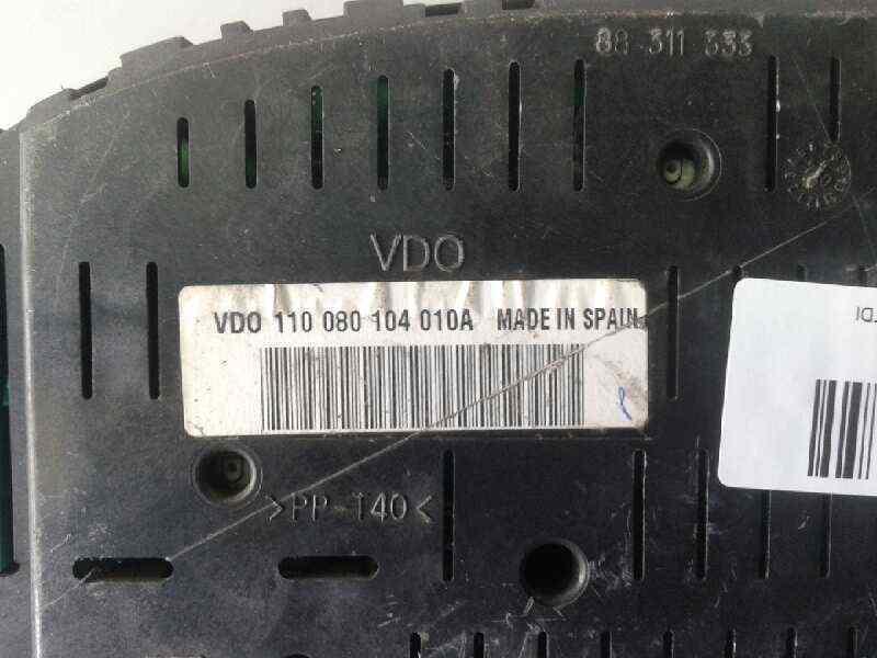 CUADRO INSTRUMENTOS SEAT IBIZA (6L1) 1.9 TDI   (101 CV) |   0.02 - ..._img_3