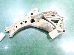 brazo suspension inferior delantero izquierdo seat ibiza (6l1) signo  1.9 tdi (101 cv) 2002-2004 6Q0407151L