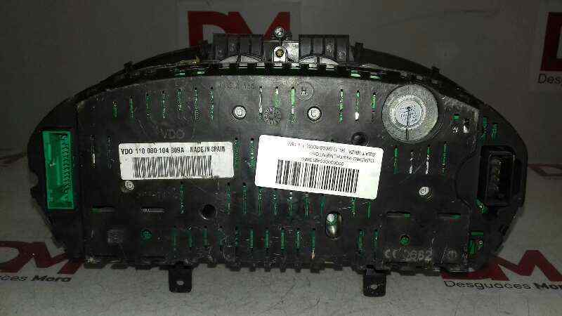 CUADRO INSTRUMENTOS SEAT IBIZA (6L1) 1.4 16V   (75 CV)     0.02 - ..._img_2
