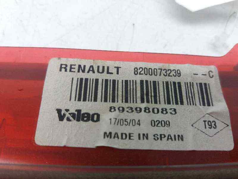 LUZ CENTRAL DE FRENO RENAULT SCENIC II Confort Dynamique  1.9 dCi Diesel (120 CV) |   06.03 - 12.05_img_1