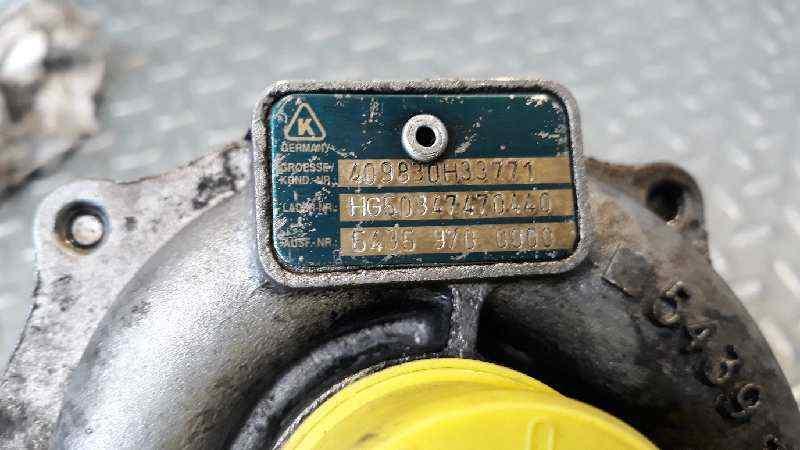 TURBOCOMPRESOR RENAULT KANGOO (F/KC0) Express Confort  1.5 dCi Diesel (65 CV)     0.03 - ..._img_3