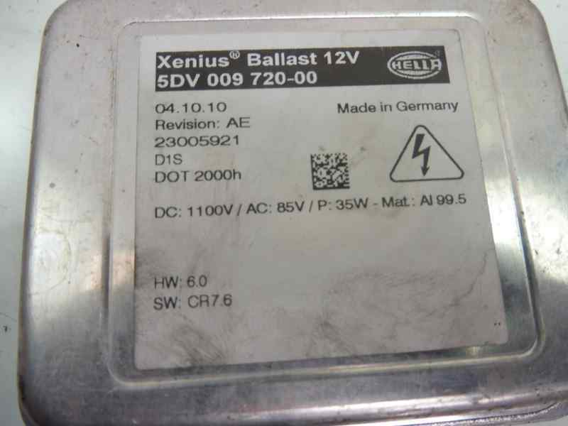 CENTRALITA FAROS XENON OPEL ASTRA J LIM. Sport  1.6 16V Turbo (180 CV) |   09.09 - 12.11_img_1