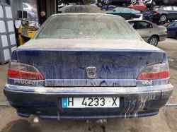 peugeot 406 berlina (s1/s2) svdt  2.1 turbodiesel cat (109 cv) 1995-1998 P8C VF38BP8CE80