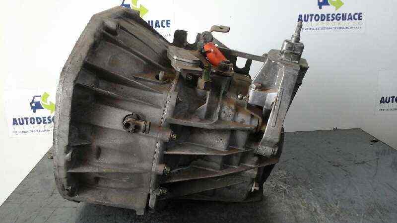 CAJA CAMBIOS RENAULT LAGUNA II (BG0) 2.0 dCi Diesel CAT   (150 CV) |   0.01 - ..._img_5