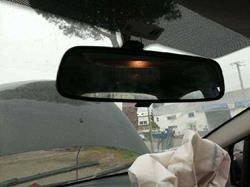 espejo interior ford fiesta (cb1) ambiente  1.4 tdci cat (68 cv) 2008-2009 1765145