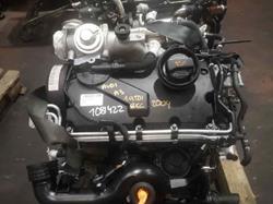 motor completo audi a3 (8p) 1.9 tdi ambiente   (105 cv) 2003-2009 BKC