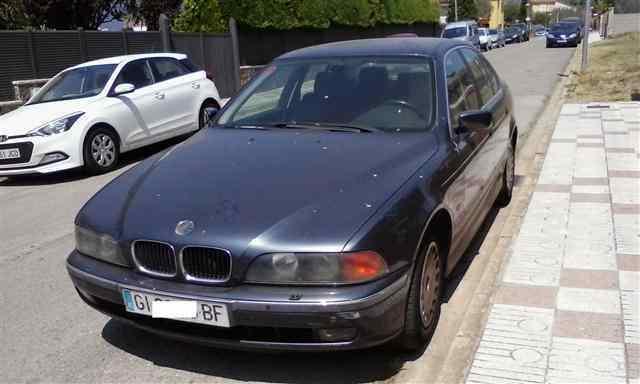 BMW SERIE 5 BERLINA (E39) 523i  2.5 24V CAT (170 CV) |   09.95 - 12.00_img_0
