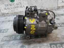 COMPRESOR AIRE ACONDICIONADO BMW SERIE 1 BERLINA (E81/E87) 118d  2.0 Turbodiesel CAT (143 CV) |   03.07 - 12.12_mini_1
